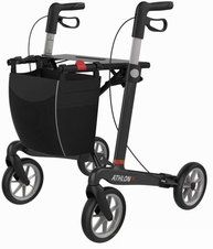 Carbon rollator Athlos