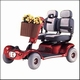 Shoprider DUO 2-persoon scootmobiel