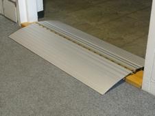 Drempelbrug indoor aluminium