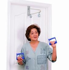 Armtrainer de luxe - deurmontage