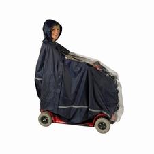 Splash scooter cape