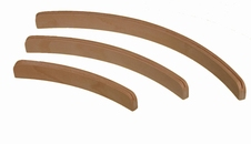 Kaartenstandaar hout