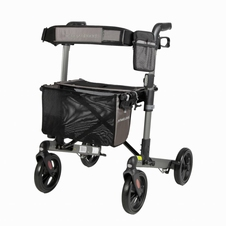 Lichtgewicht Rollator TRACK - dubbel opvouwbaar