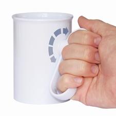 HandSteady drinkbeker