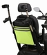 Luxe tas met krukhouder scootmobiel/rolstoel