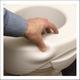 Zachte toiletverhoger Rehosoft